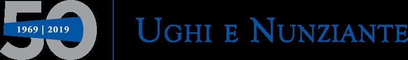 Ughi e Nunziante Logo