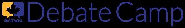 Debate Camp Logo