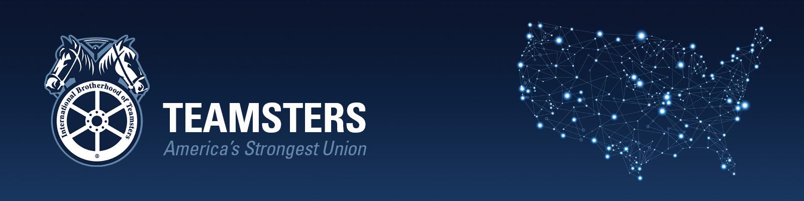 Teamster Banner