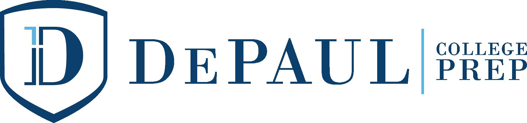 DePaul Prep Logo