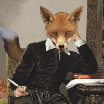 """William the Fox Preps for the Monologue Gym"""