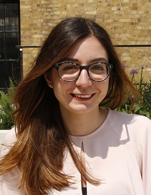 photo of Stefania Fiorentino (Webinar Chair)