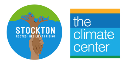 Rise Stockton and The Climate Center - Your Co-hosts