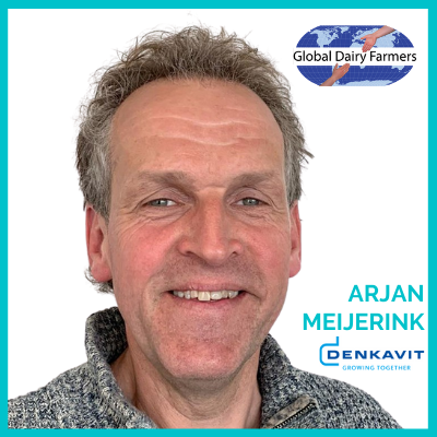 photo of Arjan Meijerink