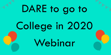 DARE to go to College in 2020