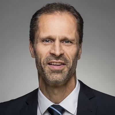 photo of Wolfgang F.G. Thiel