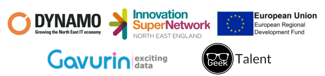 This event is part of the Catalysing Innovation in North East Clusters project, delivered by the Innovation SuperNetwork and part-funded by ERDF.