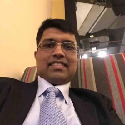 photo of Karthik Ramesh