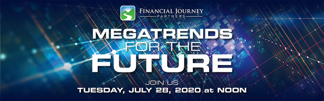 Financial Journey Partners Megatrends for the Future Webinar