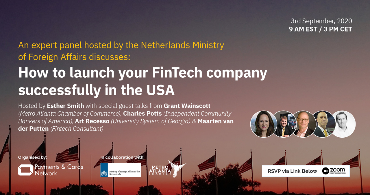 How To Launch Your Fintech Company In The USA