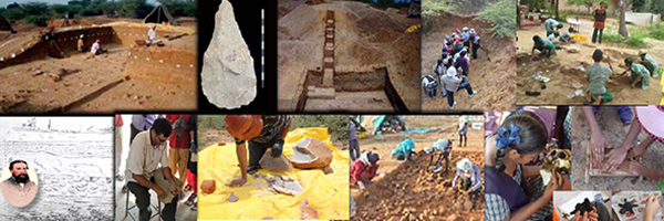 Down Ancient Trails is a forum of the Sharma Centre for Heritage Education for online discussions, workshops, lectures, and activities on topics related to archaeology and associated Quaternary sciences.