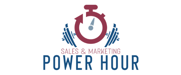 Sales and Marketing Power Hour Logo
