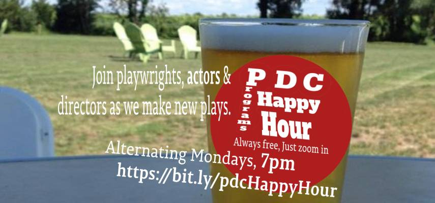 pdc Happy Hour
