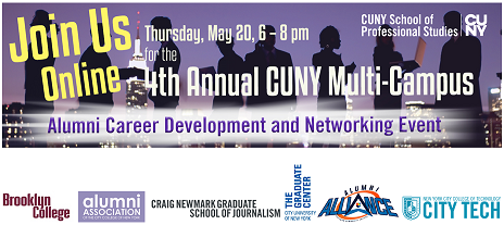 4th Annual CUNY Multi-Campus Alumni Event: Advocate for Yourself and Discover Your Earning Potential