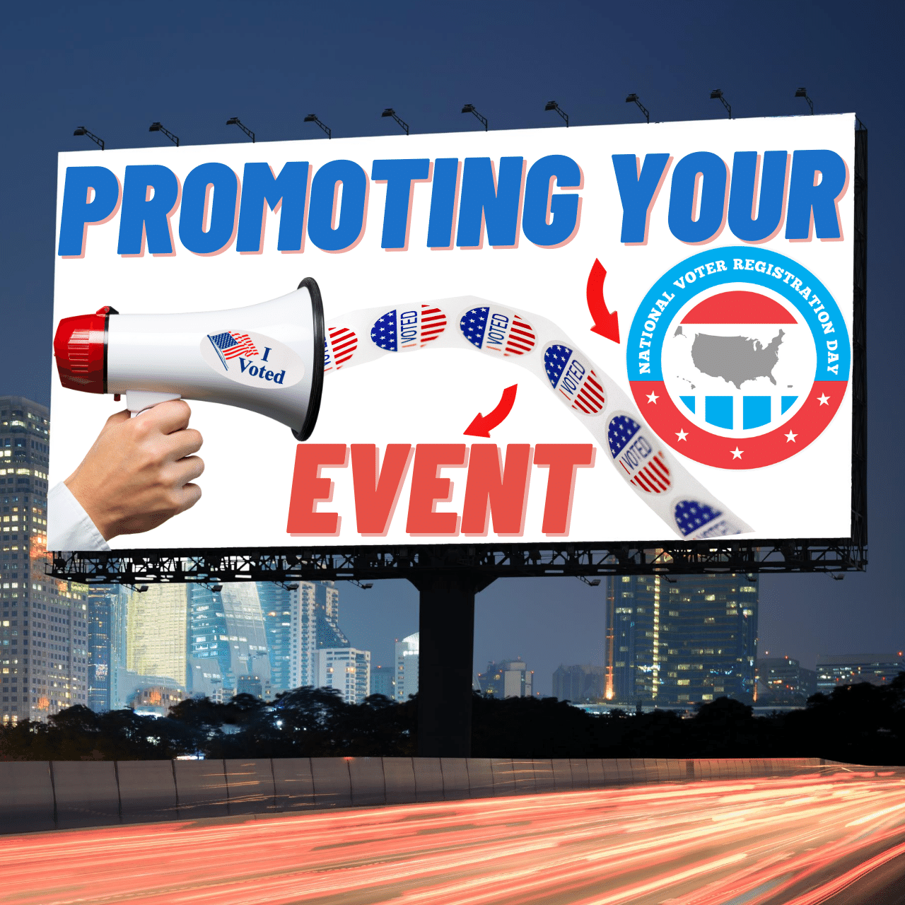 Promoting Your Event