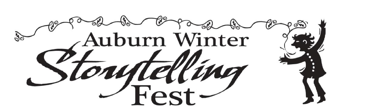 Foothill Storytelling Guild presents from the Gold Country of California the Auburn Winter Storytelling Festival. During the all-day event stories are told without notes or props using gestures, voice inflections and facial movements.