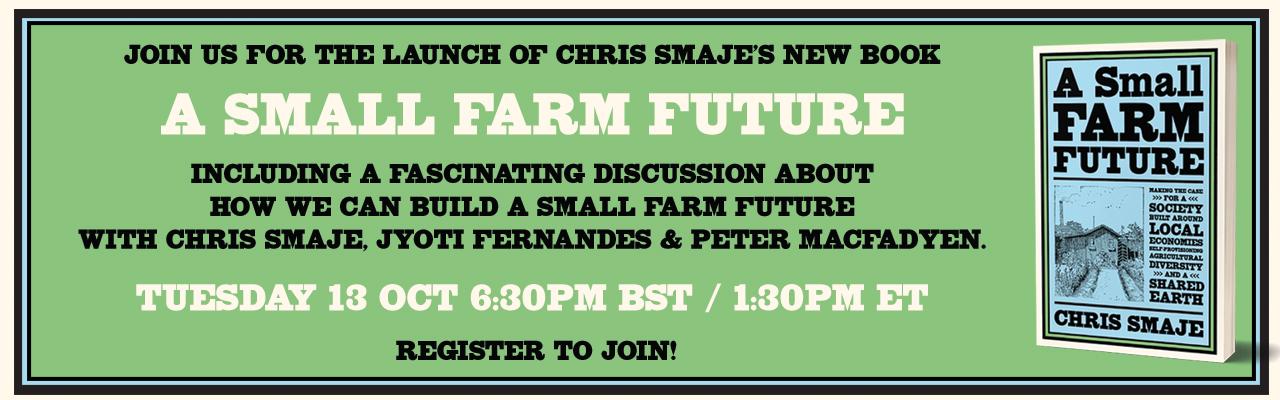 A Small Farm Future - A panel discussion