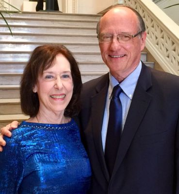 foto van Al en Patti Mansfield