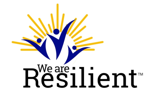 We Are Resilient Logo