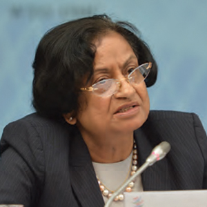 photo of Speaker - Jayashree Watal