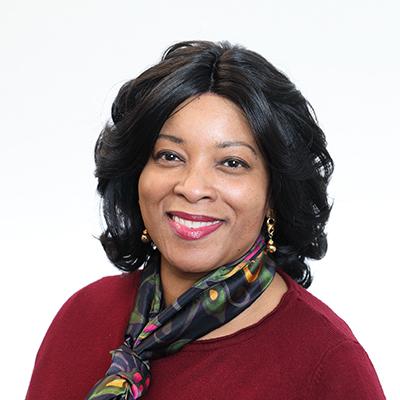 photo of Patricia Jones, DrPH, MPH, MS