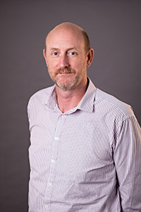 photo of Andy Newberry
