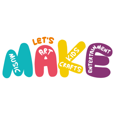 Let's Make: is an interactive social arts project to animate markets and urban spaces to bring communities together to develop creativity, self expression and mental health wellbeing.