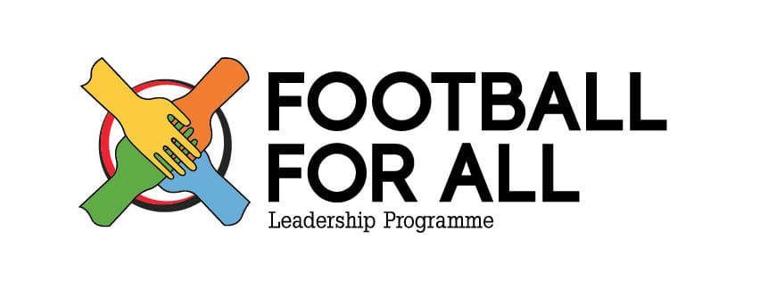 Logo of the Football for All Leadership Programme