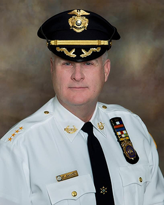 photo of Sheriff James M. Gannon
