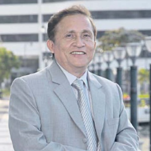 photo of Victor M. Rojas, P.E., PMP