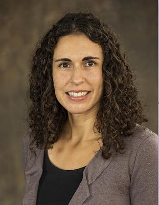 photo of Melia Garza, MS