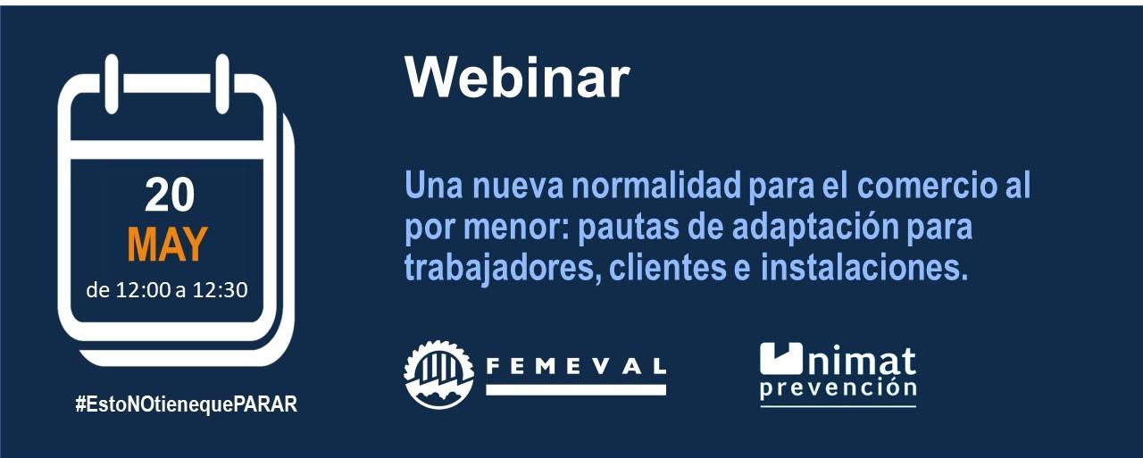 Banner del seminario web