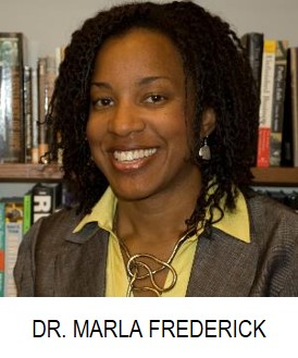 photo of DR. MARLA FREDERICK